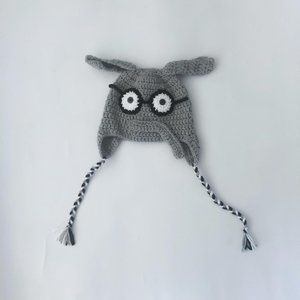 Gerald Elephant Hand-Knit Hat
